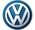 Volkswagen Logo 03 decal sticker