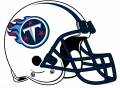 Tennessee Titans 1999-2017 Helmet Logo decal sticker