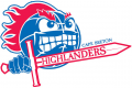 Cape Breton Highlanders 2016-Pres Primary Logo decal sticker