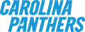 Carolina Panthers 2012-Pres Wordmark Logo decal sticker