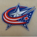 Columbus Blue Jackets Large Embroidery logo