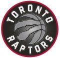 Toronto Raptors Plastic Effect Logo decal sticker