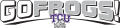 TCU Horned Frogs 2001-Pres Misc Logo 01 decal sticker