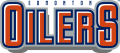 Edmonton Oiler 2011 12-2016 17 Wordmark Logo decal sticker