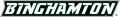 Binghamton Bearcats 2001-Pres Wordmark Logo 05 iron on sticker