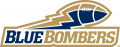 Winnipeg Blue Bombers 2005-2011 Wordmark Logo decal sticker