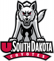 South Dakota Coyotes 2004-2011 Primary Logo iron on sticker