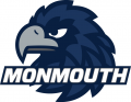 Monmouth Hawks 2014-Pres Primary Logo iron on sticker