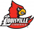 Louisville Cardinals 2007-2012 Primary Logo decal sticker