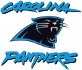 Carolina Panthers 2012-Pres Alternate Logo 04 decal sticker