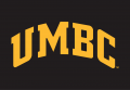 UMBC Retrievers 2010-Pres Wordmark Logo 05 iron on sticker