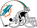 Miami Dolphins 2018-Pres Helmet Logo decal sticker