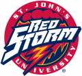 St.Johns RedStorm 1992-2001 Primary Logo iron on sticker