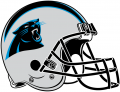 Carolina Panthers 2012-Pres Helmet Logo decal sticker