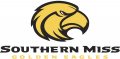 Southern Miss Golden Eagles 2003-2014 Primary Logo iron on sticker