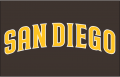 San Diego Padres 2020-Pres Jersey Logo 04 decal sticker