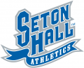 Seton Hall Pirates 1998-Pres Wordmark Logo 07 decal sticker