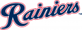 Tacoma Rainiers 2015-Pres Primary Logo iron on sticker