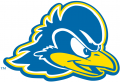 Delaware Blue Hens 2009-Pres Secondary Logo iron on sticker