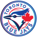 Phantom Toronto Blue Jays logo decal sticker