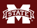Mississippi State Bulldogs 2009-Pres Alternate Logo 02 decal sticker