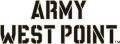 Army Black Knights 2015-Pres Wordmark Logo 02 decal sticker