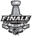 Stanley Cup Playoffs 2014-2015 Alt. Language Logo decal sticker