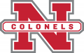 Nicholls State Colonels 2005-2008 Secondary Logo decal sticker