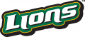 Southeastern Louisiana Lions 2003-Pres Wordmark Logo decal sticker