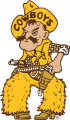 Wyoming Cowboys 2006-Pres Mascot Logo decal sticker