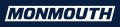 Monmouth Hawks 2014-Pres Wordmark Logo 04 iron on sticker