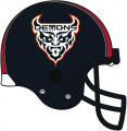 San Francisco Demons 2001 Helmet Logo decal sticker