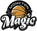 Moncton Magic 2017-Pres Primary Logo decal sticker