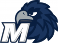 Monmouth Hawks 2014-Pres Alternate Logo 01 iron on sticker