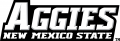 New Mexico State Aggies 2006-Pres Wordmark Logo 01 iron on sticker