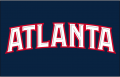 Atlanta Hawks 2007-2015 Jersey Logo decal sticker