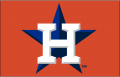 Houston Astros 2014-Pres Cap Logo decal sticker