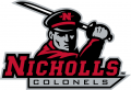Nicholls State Colonels 2009-Pres Secondary Logo decal sticker