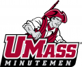 Massachusetts Minutemen 2012-Pres Secondary Logo iron on sticker