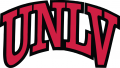 UNLV Rebels 2006-Pres Wordmark Logo iron on sticker