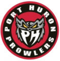 Port Huron Prowlers 2015 16-Pres Alternate Logo2 decal sticker