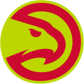 Atlanta Hawks 2016 Pres Alternate Logo decal sticker