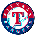 Phantom Texas Rangers logo decal sticker
