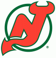 New Jersey Devils 1982 83-1985 86 Primary Logo iron on sticker