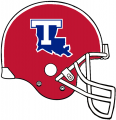 Louisiana Tech Bulldogs 2008-Pres Helmet decal sticker