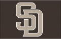 San Diego Padres 2020-Pres Cap Logo 01 decal sticker