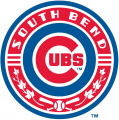 South Bend Cubs 2015-Pres Primary Logo decal sticker