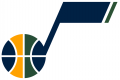Utah Jazz 2016-Pres Alternate Logo 02 decal sticker