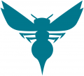Charlotte Hornets 2014 15-Pres Alternate Logo 04 iron on sticker