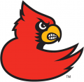 Louisville Cardinals 2007-2012 Alternate Logo 01 decal sticker